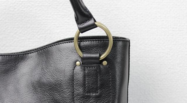 【noadoa】4(Quattro)ring tote(オーダーバッグ)