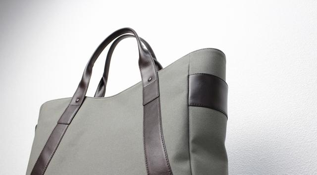 【Semi-Order】本革×帆布コンビトートバッグ