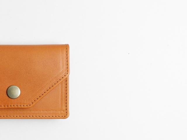 【Order】本革名刺入れ(card case)