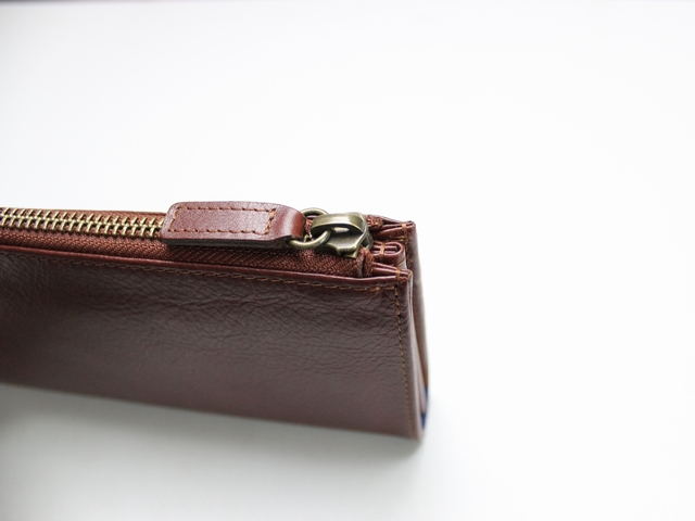 本革長財布(小銭入れファスナなし)【Prototype】